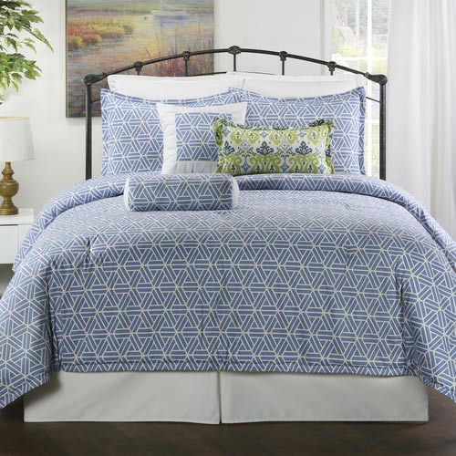 Aurora Caspian Grand Suite Bedding Set