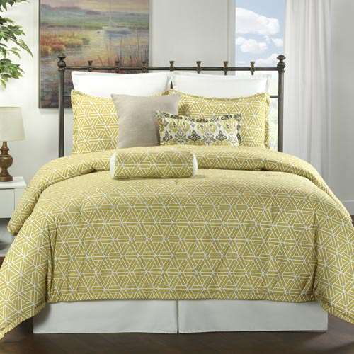 Aurora Sun Grand Suite Bedding Set