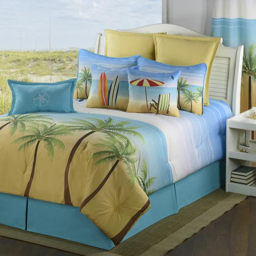 Palm Coast Bedding
