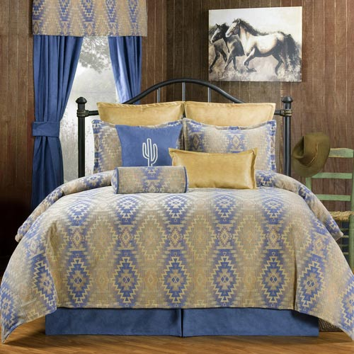 Pueblo Grand Suite Bedding Set