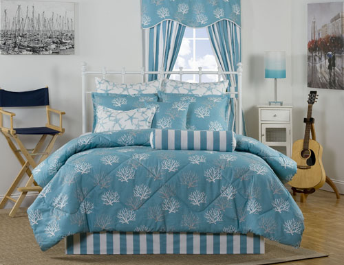 Captiva Grand Suite Bedding Set