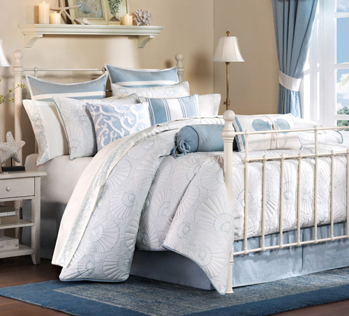 Crystal Beach Bedding