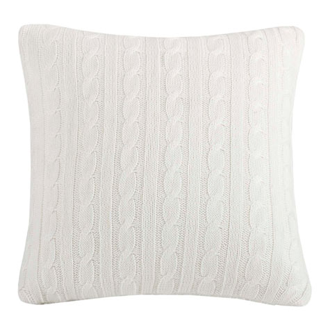 River Run Knit Pillow