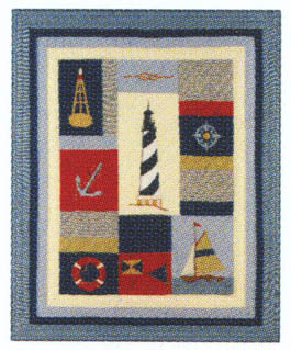 Atlantic Isle Throw