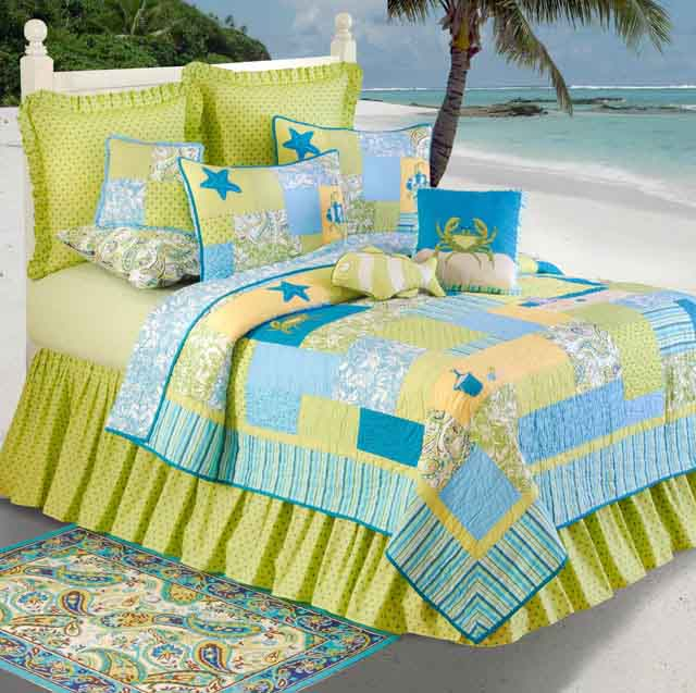 Beach and Coastal Bedding | Atlantic Linens