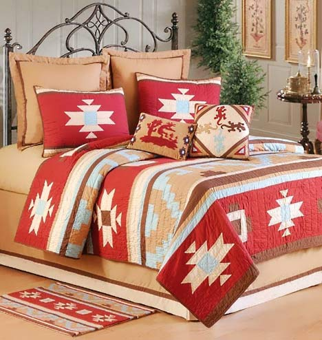Canyon Dance Earth Southwestern Bedding