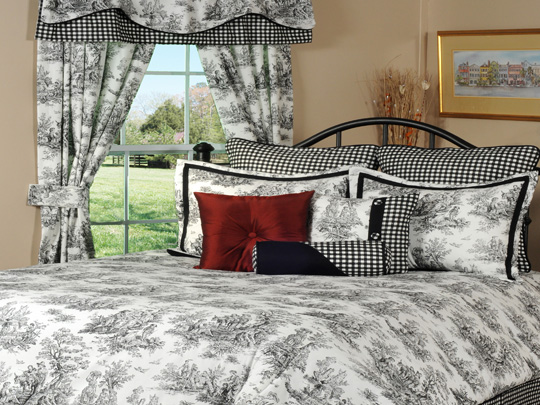 Jamestown Grand Suite Bedding Set