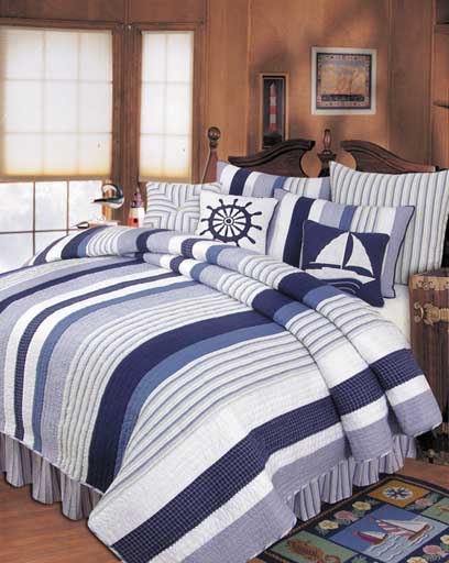 Nantucket Dream Luxury Oversized Quilt