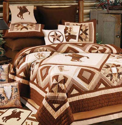 Saddle Ridge Deluxe Bedding Set