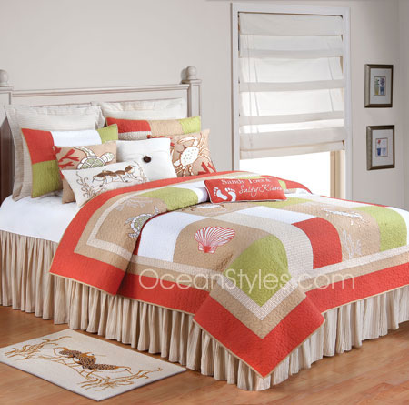 Sandpiper Cove Bedding