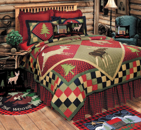Western Lodge Luxury Quilt