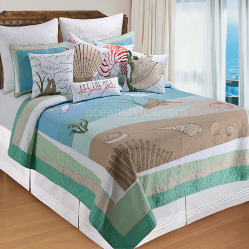 Whispering Sands Bedding